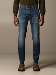 Jeckerson clothing, Code:  A20P00UPA015D040161 DENIM