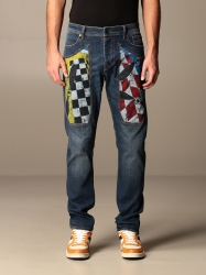 Jeckerson clothing, Code:  PA014 D040161 DENIM