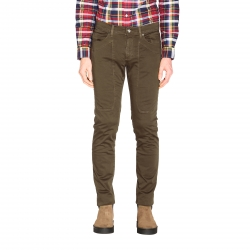 Jeckerson clothing, Code:  PA077 T012350 BROWN
