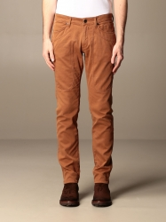 Jeckerson clothing, Code:  PA077 T012389 BROWN