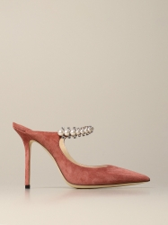 Jimmy Choo shoes, Code:  BING 100 UAZ BLUSH PINK