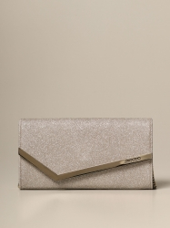 Jimmy Choo handbags, Code:  EMMIE DGZ PLATINUM