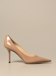 Jimmy Choo shoes, Code:  LOVE 85 PWJ NUDE
