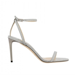 Jimmy Choo shoes, Code:  MINNIY 85 IGT SILVER