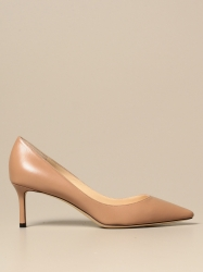 Jimmy Choo shoes, Code:  ROMY 60 KID NUDE
