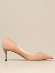 Jimmy Choo shoes, Code:  ROMY 60 SUE NUDE