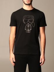 Karl Lagerfeld clothing, Code:  755040502224 BLACK