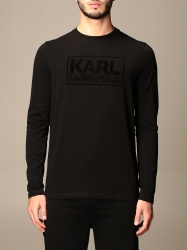 Karl Lagerfeld clothing, Code:  755043502221 BLACK