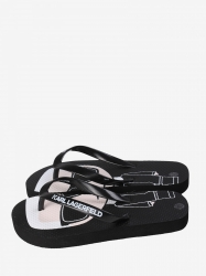 Karl Lagerfeld shoes, Code:  Z19034 BLACK