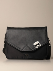 Karl Lagerfeld handbags, Code:  Z90018 BLACK