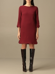 L'autre Chose clothing, Code:  510847 047 BURGUNDY