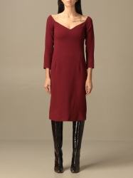 L'autre Chose clothing, Code:  510993 047 BURGUNDY