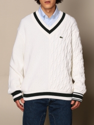 Lacoste L!ve clothing, Code:  AH1226 WHITE