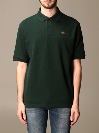 Lacoste L!ve clothing, Code:  DH6582 GREEN