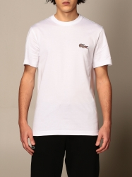 Lacoste clothing, Code:  TH6281 WHITE
