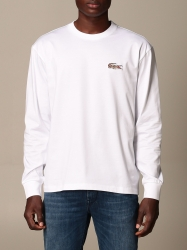 Lacoste clothing, Code:  TH6283 WHITE