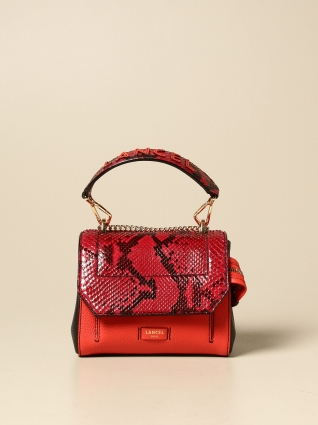 Lancel handbags, Code:  A09369 RED