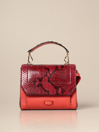 Lancel handbags, Code:  A09370 RED