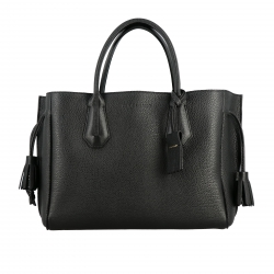 Longchamp handbags, Code:  L1295 843 BLACK