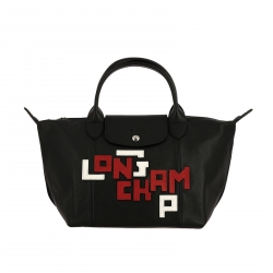 Longchamp handbags, Code:  L1512 755 BLACK