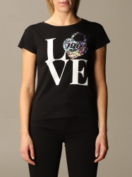 Love Moschino clothing, Code:  CFW4F302AM3876 BLACK