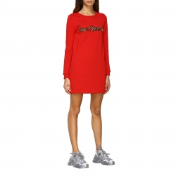 Love Moschino clothing, Code:  W584709 M4068 RED
