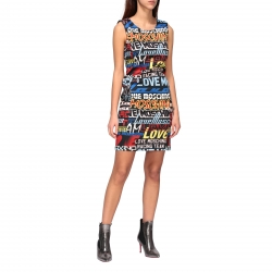 Love Moschino clothing, Code:  WVH8200 S3383 MULTICOLOR