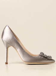 Manolo Blahnik shoes, Code:  9XX 0664 PEARL