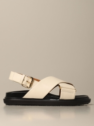 Marni shoes, Code:  FBMS005201P3614 WHITE