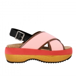 Marni shoes, Code:  ZPMS00506TP639Z PINK