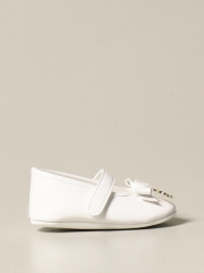 Miss Blumarine shoes, Code:  MBL3216 WHITE