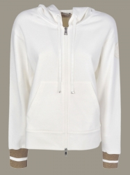 Moncler clothing, Code:  8G70300V8101 WHITE