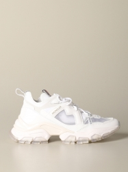 Moncler shoes, Code:  9B4M7094002S75 WHITE
