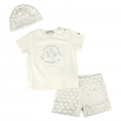 Moncler clothing, Code:  F19518M71900 8790A WHITE