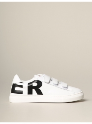 Moncler shoes, Code:  F19544M70420 01AD1 WHITE