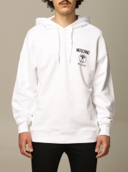 Moschino Couture clothing, Code:  1706 7027 WHITE