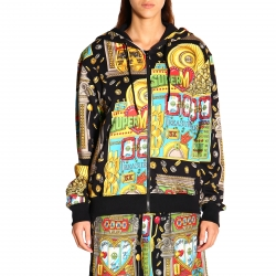 Moschino Couture clothing, Code:  1712 5428 BLACK