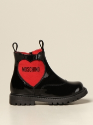 Moschino Kid shoes, Code:  65614 BLACK
