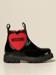 Moschino Kid shoes, Code:  65753 V1 BLACK