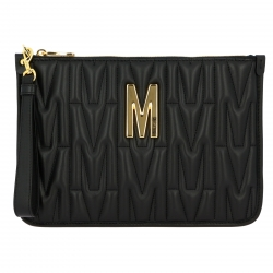 Moschino Couture handbags, Code:  8415 8002 BLACK