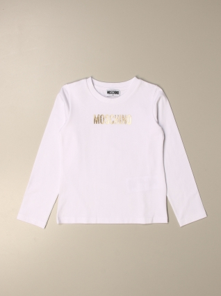 Moschino Kid clothing, Code:  HC0002 LBA12 WHITE