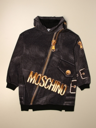Moschino Kid clothing, Code:  HDV09M LDA16 BLACK