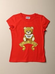 Moschino Kid clothing, Code:  HIM02O LBA11 RED