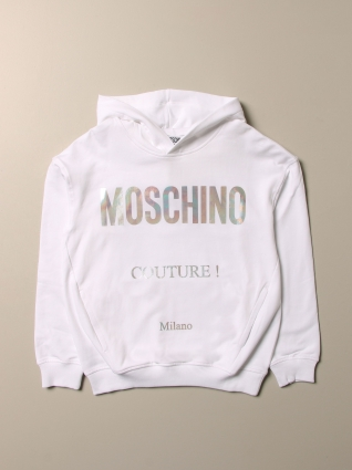 Moschino Kid clothing, Code:  HMF03X LDA16 WHITE