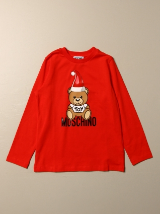 Moschino Kid Kleidung, Code:  HMO006 LBA22 RED
