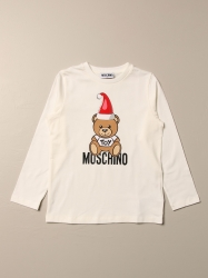 Moschino Kid clothing, Code:  HMO006 LBA22 WHITE