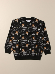 Moschino Kid clothing, Code:  HNF02Z LDB43 BLACK