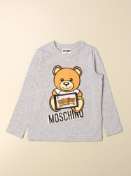 Moschino Kid clothing, Code:  HOO006 LBA12 GREY