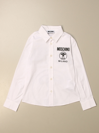 Moschino Kid clothing, Code:  HTC002 LMA01 WHITE