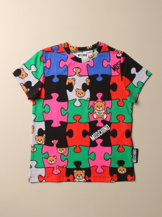 Moschino Kid Kleidung, Code:  HUM02S LBB40 MULTICOLOR